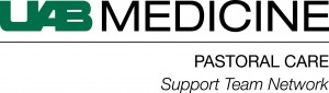 Logo UAB Medicine Pastoral Care Support Team Network